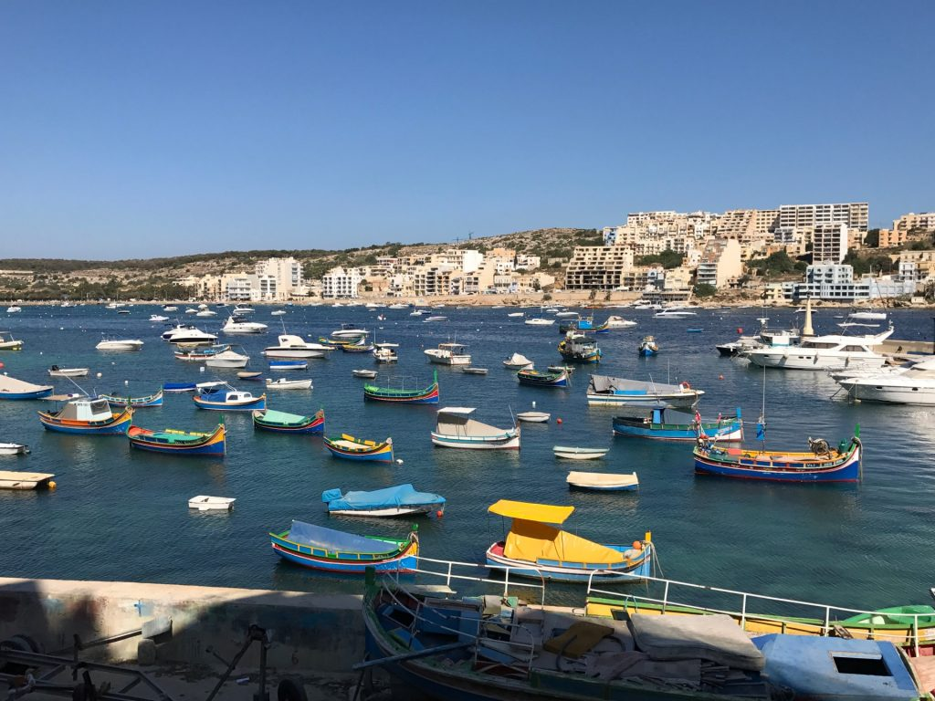 malta travel blog